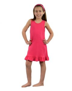 Youth Frill Bottom Tank Dress