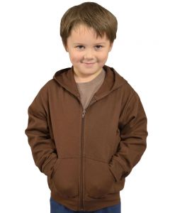 Toddler Fleece Hooded Jacket
