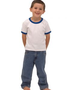 Infant Denim Trousers-Medium Wash-18-24m