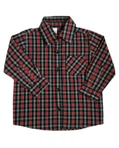 Boys Christmas Dress Shirts