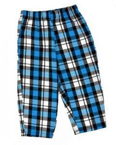 Kids Plaid PJs