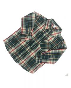 Boys Plaid T-shirts