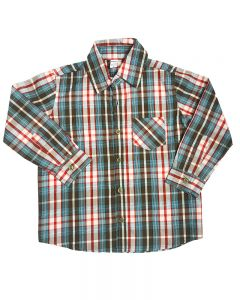 Dress Shirts for Boys, Boys Dress Shirts, Toddler Long Sleeve Dress Shirt