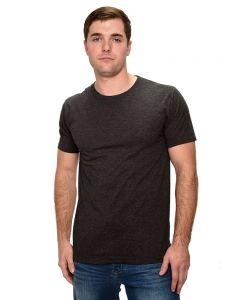 Cotton-Poly CVC Short Sleeve Crew Neck Tee