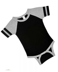 Football Raglan Onesies | Raglan Football Onesie
