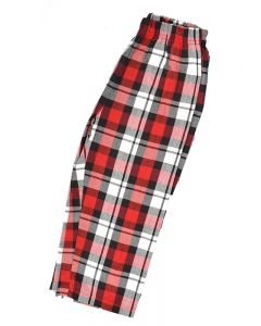 Toddler Plaid Trouser Pants