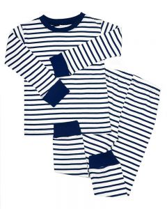 Toddler Stripe T-shirt and Pant Set